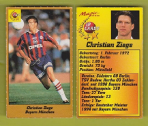 Bayern Munich Christian Ziege Germany 161